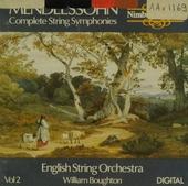 Complete string symphonies volume 2. vol.2