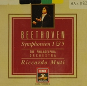 Symphony no.5 in c minor, op.67