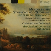 """Symphony no.3 in a minor, op.56 """"Scottish"""""""