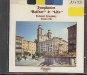 Haffner & Linz symphonies