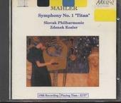 """Symphony no.1 """"Titan"""""""