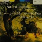 """Symphony no.4 in c minor, D.417 """"Tragic"""""""
