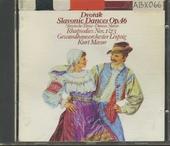 Slavonic dances, op.46