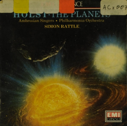 The planets, op.32
