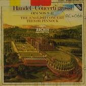Concerti grossi op.6 nos. 9, 10, 11, 12