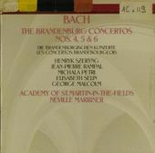 Brandenburg concerto no.4 in G, BWV.1049