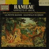 Hippolyte et Aricie : suite pour orchestre