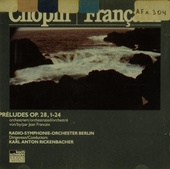Préludes op.28, 1-24 von Frédéric Chopin