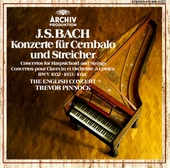 Concertos for harpsichord and strings