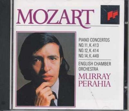 Concerto no.11 in F major for piano and orchestra