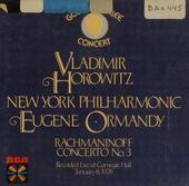 Concerto no.3 in d minor, op.30