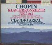 Klavierkonzert nr.1 e-moll op.11