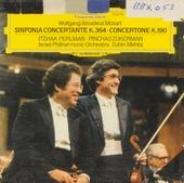 Sinfonia concertante für Violine, Viola und Orchester KV 364