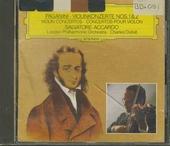 Violinkonzerte nos.1 & 2