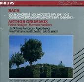 Violin concerto in a minor, BWV 1041