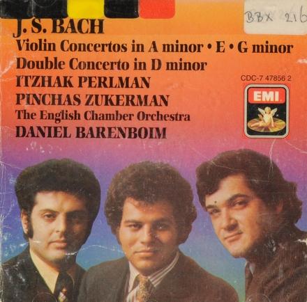Concerto in E, BWV.1042