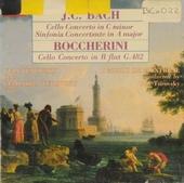 Cello concerto in c minor