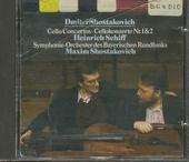 Cello concerto no.1, op.107