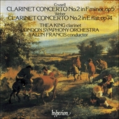 Grand concerto no.2 in F minor op 5