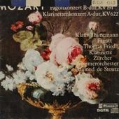 Bassoon concerto in B-flat major K.191