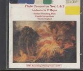 Flute concertos Nos. 1 & 2