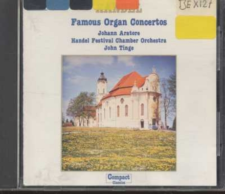 Famous organ concertos
