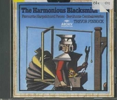 The harmonious blacksmith : Favourite harpsichord pieces