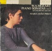 The complete sonatas for piano vol.1. vol.1