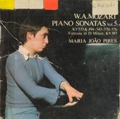 The complete sonatas for piano vol.5. vol.5