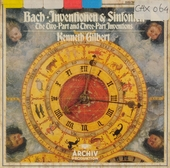 The two-part and three-part inventions BWV.772-801