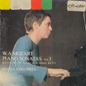 The complete sonatas for piano vol.3. vol.3
