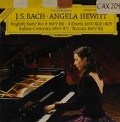 Italian concerto BWV.971