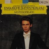 Englische suiten nos.2 & 3, BWV.807 & 808