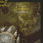 Rare piano encores