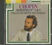 """Sonate no.2, op.35 """"Funebre"""""""