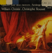 Fandango et quatuors pour deux clavecins