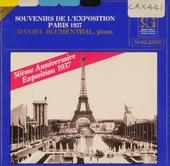 Souvenirs de l'expositions : Paris 1937