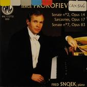 Sonate no.2, op.14