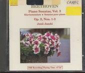 Piano sonatas, vol.3. vol.3