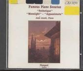 Famous piano sonatas, vol.1. vol.1