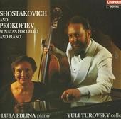 Sonata for cello and piano, op.46