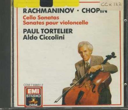 Cello sonata in g minor