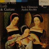 Flûte à bec, luth & guitare