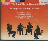 The last three quartets