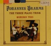 The three piano trios