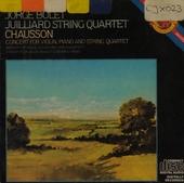 Concerto for violin, piano and string quartet
