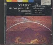 Trio pour piano, violon et violoncelle