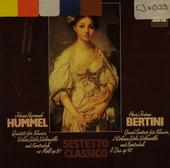 Quintett für Klavier, Violine, Viola, Violoncello und Kontrabaß es-moll, op.87