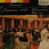 Vienne 1850 - danses