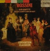 Sechs Quartette : für Flöte, Klarinette, Horn und Fagot